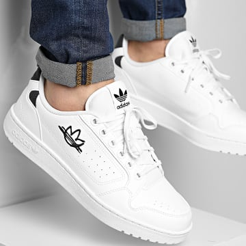Adidas Originals - Baskets NY 90 FZ2251 Footwear White Core Black