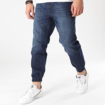 GRJ Denim - Jogger Pant Jean 14660 Bleu Brut