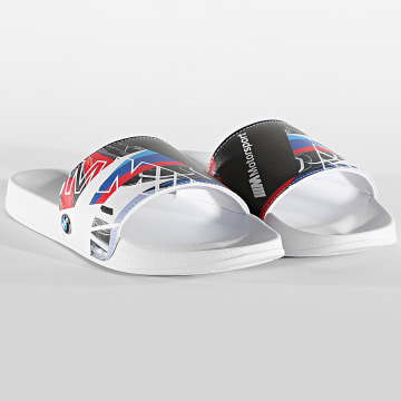 Puma - Claquettes Graphic Leadcat FTR 368582 BMW M Motorsport Puma White