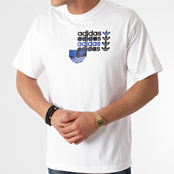 Adidas Originals - Tee Shirt GN3868 Blanc