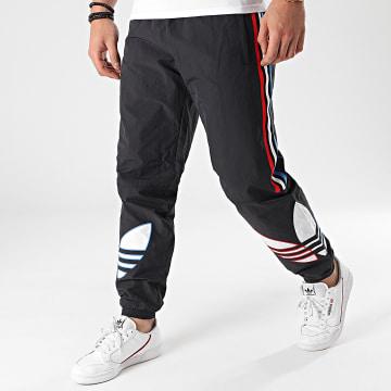 Adidas Originals - Pantalon Jogging A Bandes Tricolor GN3577 Noir