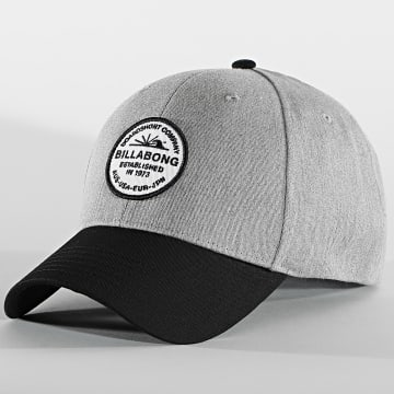 Billabong - Casquette Walled Gris Chiné