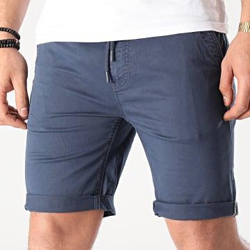 Blend - Short Chino 20711982 Bleu Marine