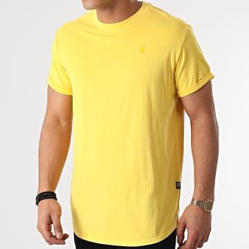 G-Star - Tee Shirt Oversize Lash D16396-2653 Jaune