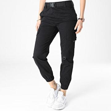 Girls Outfit - Jogger Pant Femme C9050 Noir