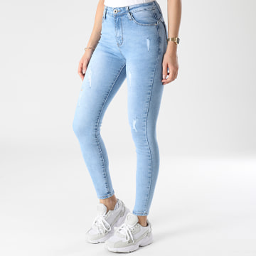 Girls Only - Jean Skinny B832 Bleu Denim