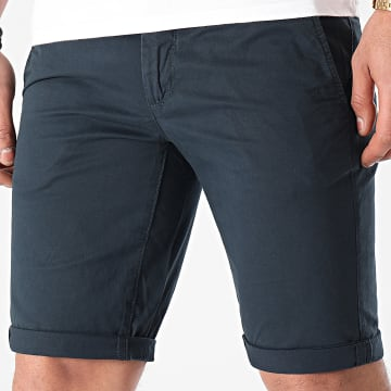 Teddy Smith - Short Chino 10415076D Bleu Marine