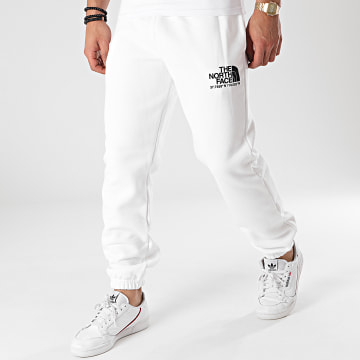 The North Face - Pantalon Jogging Coordinates A55UT Ecru