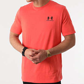 Under Armour - Tee Shirt 1326799 Orange
