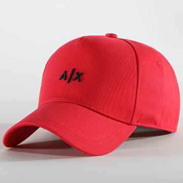 Armani Exchange - Casquette 954112-CC571 Rouge