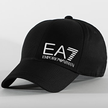 EA7 Emporio Armani - Casquette Big Logo 275936-1P103 Noir