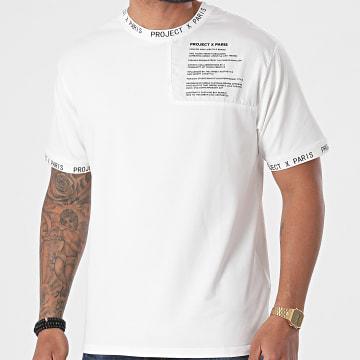 Project X - Tee Shirt 2110149 Ecru