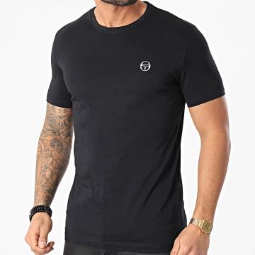 Sergio Tacchini - Tee Shirt Aldo 39067 Noir