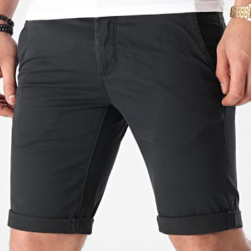 Teddy Smith - Short Chino 10415076D Noir
