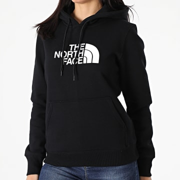 The North Face - Sweat Capuche Femme Drew Peak A55ECJK3 Noir