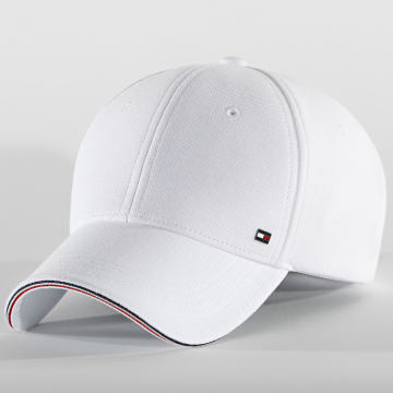 Tommy Hilfiger - Casquette Elevated Corporate 7346 Blanc
