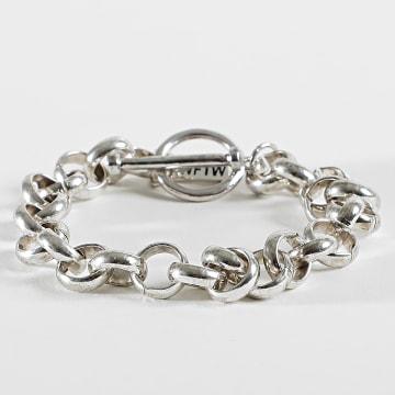 Icon Brand - Bracelet WW106 Argenté