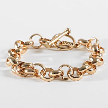 Icon Brand - Bracelet WW106 Doré