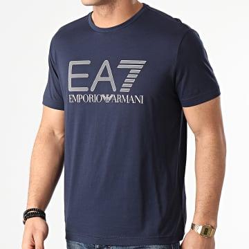 EA7 Emporio Armani - Tee Shirt 3KPT81-PJM9Z Bleu Marine