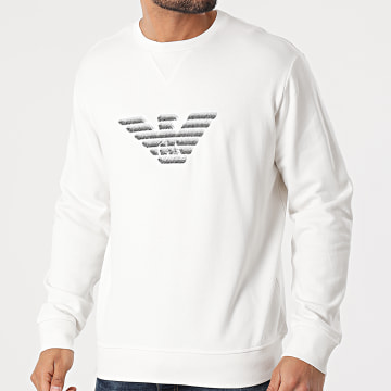 Emporio Armani - Sweat Crewneck 3K1MP5-1JTNZ Ecru