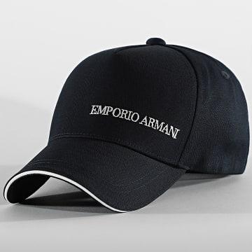 Emporio Armani - Casquette 627560-1P550 Bleu Marine