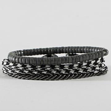 Icon Brand - Bracelet What Was That Combo Noir