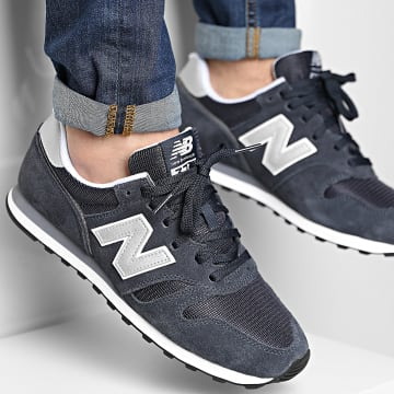 New Balance - Baskets Classics 373 ML373CC2 Dark Grey