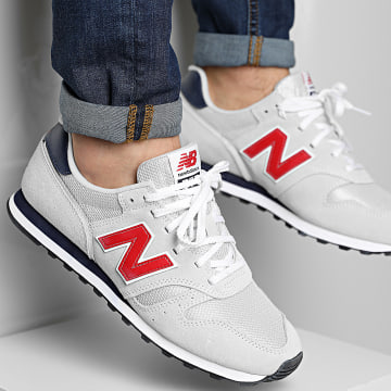New Balance - Baskets Classics 373 ML373CO2 Beige