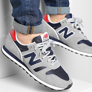 New Balance - Baskets Classics 373 ML373CT2 Grey