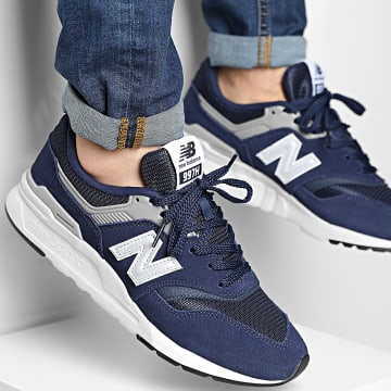 New Balance - Baskets Classics 997 CM997HCE Navy
