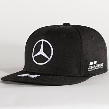 AMG Mercedes - Casquette Snapback Lewis Driver 141191045 Noir