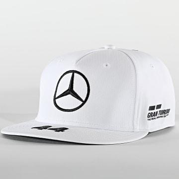 AMG Mercedes - Casquette Lewis Driver 141191045 Blanc