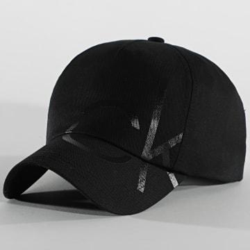 Calvin Klein - Casquette BB Cap 6733 Noir