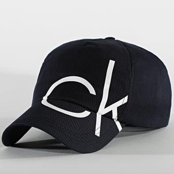 Calvin Klein - Casquette BB Cap 6733 Bleu Marine