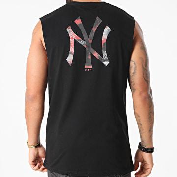 New Era - Tee Shirt Sans Manches Infill TM Logo New York Yankees 12590911 Noir