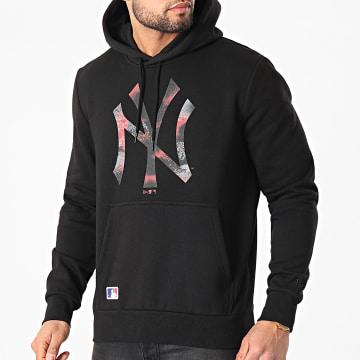 New Era - Sweat Capuche New York Yankees MLB Infill Logo 12590914 Noir