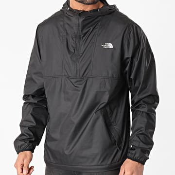 The North Face - Coupe-Vent A Capuche Cyclone A5A3H Noir