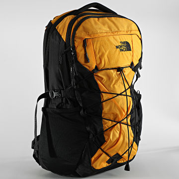The North Face - Sac A Dos Borealis Noir Jaune