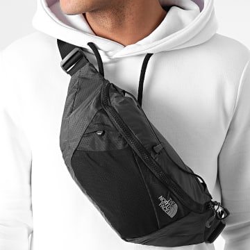 The North Face - Sac Banane Lumbnical Gris Anthracite