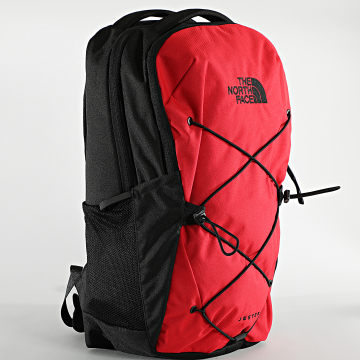 The North Face - Sac A Dos Jester Noir Rouge