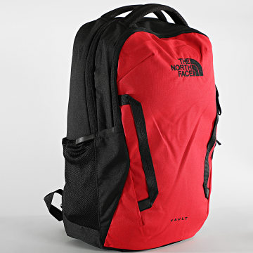 The North Face - Sac A Dos Vault Noir Rouge