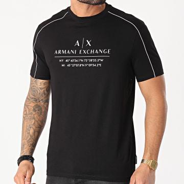Armani Exchange - Tee Shirt 3KZMFB-ZJH4Z Noir