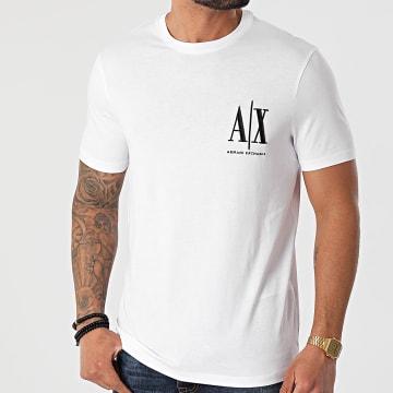 Armani Exchange - Tee Shirt 8NZTPH-ZJH4Z Blanc