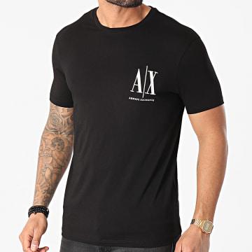 Armani Exchange - Tee Shirt 8NZTPH-ZJH4Z Noir