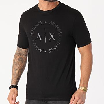 Armani Exchange - Tee Shirt 8NZTCC-Z8H4Z Noir