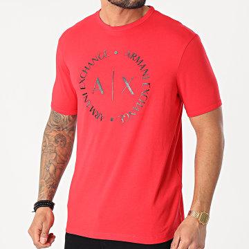 Armani Exchange - Tee Shirt 8NZTCC-Z8H4Z Rouge
