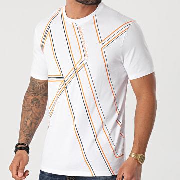 Armani Exchange - Tee Shirt 3KZTGD-ZJH4Z Blanc