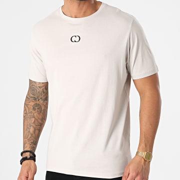 Criminal Damage - Tee Shirt Eco Gris Clair