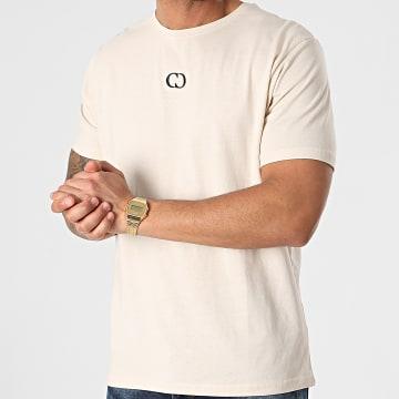 Criminal Damage - Tee Shirt Eco Beige