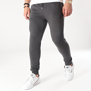 Criminal Damage - Pantalon jogging Eco Gris Anthracite
